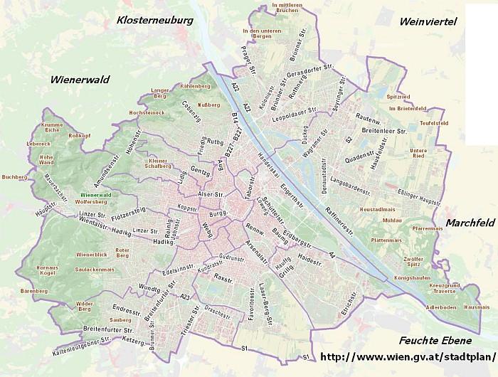Wien Anders Wetteran De Meteorologie Aus Leidenschaft